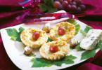Crostatine-Uva-Gorgonzola